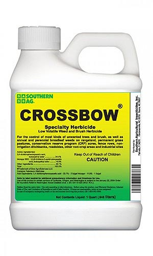 Crossbow Specialty Herbicide - Christmas Tree Hill Garden Center, Newland NC