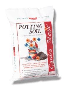 Garden Magic Potting Soil - Christmas Tree Hill Garden Center, Newland NC